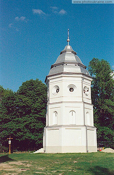 Hoshiv. Bell tower of the Hoshiv monastery ?SVV Ivano-Frankivsk Region Ukraine photos