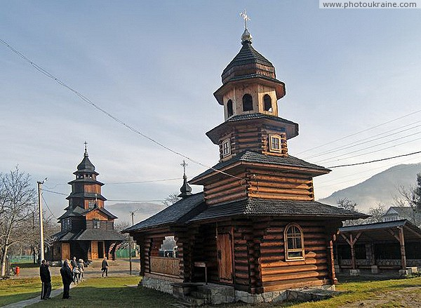 Dora. Temple ensemble of the monastery of St. Elias Ivano-Frankivsk Region Ukraine photos