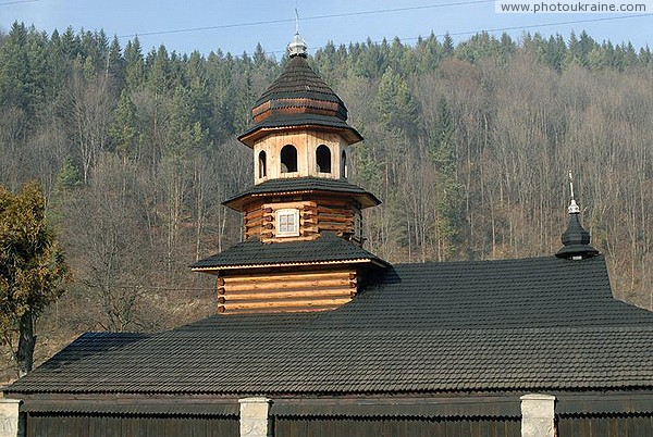 Dora. The dome of the monastery chapel Ivano-Frankivsk Region Ukraine photos