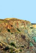 Belmak-Mohyla, quarry, Zaporizhzhia Region, Geological sightseeing