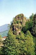 Rocks of Lovers, Zakarpattia Region, Geological sightseeing