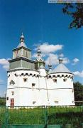 Protection of Virgin Church-fortress, Khmelnytskyi Region, Churches
