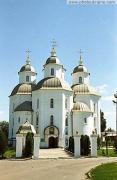 Saviour-Transfiguration Cathedral, Chernihiv Region, Churches