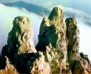 The summit of Mount Ai-Petri, Autonomous Republic of Crimea, Geological sightseeing