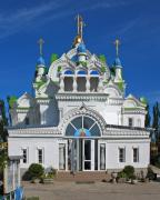 Feodosia. Church of Santa Caterina, Autonomous Republic of Crimea, Churches