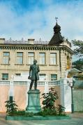 Bakhchysarai. Monument to A. Pushkin, Autonomous Republic of Crimea, Monuments