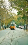 Yevpatoria. The only tram in Crimea, Autonomous Republic of Crimea, Roads