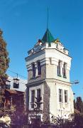 Yalta. Tower near cableway to Darsan hill, Autonomous Republic of Crimea, Civic Architecture