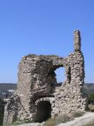 Inkerman. Remains of castle gate tower, Sevastopol City, Fortesses & Castles