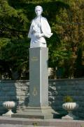 Balaklava. Monument to L. Ukrainka, Sevastopol City, Monuments