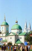 Bar. Church dome, Vinnytsia Region, Churches