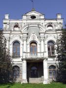 Stara Pryluka. Central part of park facade, Vinnytsia Region, Country Estates