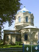 Stara Pryluka. Rear facade of village church, Vinnytsia Region, Churches