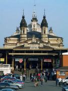 Zhmerynka. Train station, Vinnytsia Region, Civic Architecture