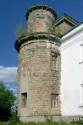Khmilnyk. Three angular tower palace Ksido, Vinnytsia Region, Country Estates