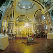 Shargorod. Nicholas cathedral (average of interior), Vinnytsia Region, Monasteries