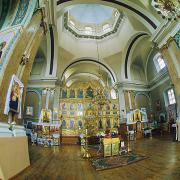 Shargorod. Throne of Nicholas cathedral, Vinnytsia Region, Monasteries