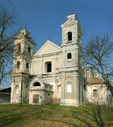 Berestechko. Catholic of Holy Trinity, Volyn Region, Churches