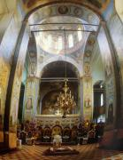Volodymyr-Volynskyi. Central altar of Assumption Cathedral, Volyn Region, Churches