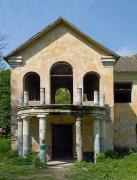 Holoby. Park colonnade, Volyn Region, Country Estates