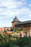 Zymne. The monastic rose garden, Volyn Region, Monasteries