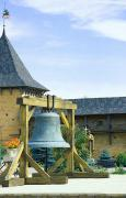 Zymne. Ancient bell, Volyn Region, Monasteries