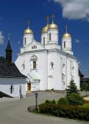 Zymne. First temple on site of Assumption cathedral has more than five centuries ago, Volyn Region, Monasteries