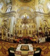 Lutsk. New altar of Trinity cathedral, Volyn Region, Churches