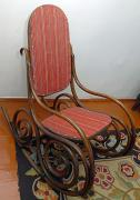 Kolodyazhne. Chair rocking from estate Kosach, Volyn Region, Museums