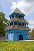 Lukiv. Wooden bell tower, Volyn Region, Churches