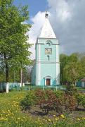 Lyuboml. Garden at George church, Volyn Region, Churches
