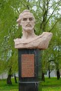 Lyuboml. Monument to Vladimir Vasylkovych, Volyn Region, Towns