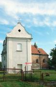 Lyuboml. Territory of Trinity church, Volyn Region, Churches