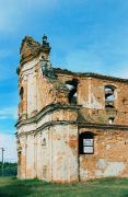 Novyi Zagoriv. Ruins of monastery church, Volyn Region, Churches