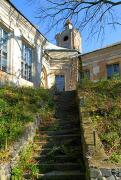 Olyka. Park stairs, Volyn Region, Fortesses & Castles