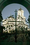 Lutsk. Gates of cathedral territory, Volyn Region, Churches
