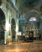 Lutsk. Chair of Trinity cathedral left legacy of Bernardino, Volyn Region, Churches