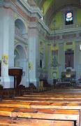 Lutsk. Interior of Peter and Paul church, Volyn Region, Churches