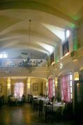 "Lutsk. Interior of old mansion – now restaurant ""Vitovt Crown"", Volyn Region, Civic Architecture"