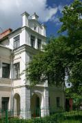 Lutsk. Renovated old mansion, Volyn Region, Civic Architecture