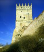 Lutsk. Lutsk castle, counter forts of Lyubart tower, Volyn Region, Fortesses & Castles