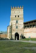 Lutsk. Lutsk castle, main tower of fortress, Volyn Region, Fortesses & Castles