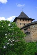 Lutsk. Lutsk castle, eastern Vladycha tower, Volyn Region, Fortesses & Castles