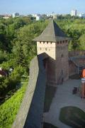 Lutsk. Lutsk castle, defense wall and Vladycha tower, Volyn Region, Fortesses & Castles