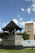 Lutsk. Lutsk castle, Styrska tower are only stone galleries, Volyn Region, Fortesses & Castles