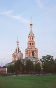 Dniprodzerzhynsk. St. Nicholas Cathedral, Dnipropetrovsk Region, Churches