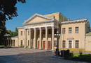 Dnipropetrovsk. Former G. Potemkin palace – now Dnipropetrovsk University, Dnipropetrovsk Region, Civic Architecture