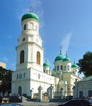 Dnipropetrovsk. Holy Trinity Cathedral, Dnipropetrovsk Region, Churches