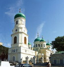 Dnipropetrovsk. Trinity Cathedral and bell, Dnipropetrovsk Region, Churches