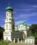 Dnipropetrovsk. Grounds of Holy Trinity Cathedral, Dnipropetrovsk Region, Churches